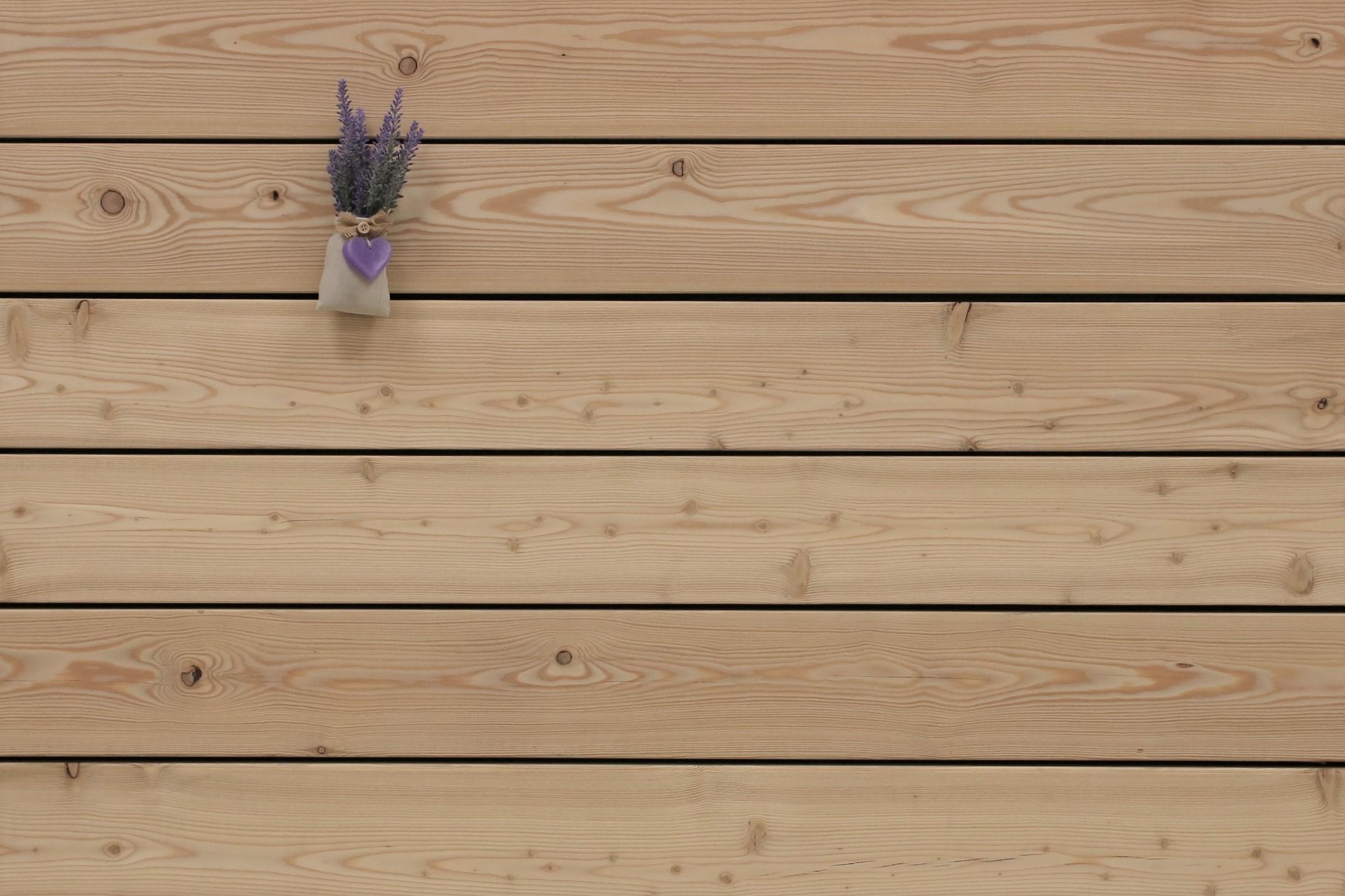 Terrassenholz Sibirische Lärche Bretter, 26 x 143 bis 6000 mm Dielen, glatt, AB Sortierung, Holz für die Terrasse