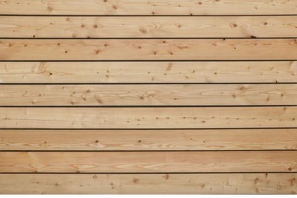 Terrassendielen Sibirische Lärche, B Sortierung, 45 x 140 bis 6000 mm, glatt für 8,90 €/lfm