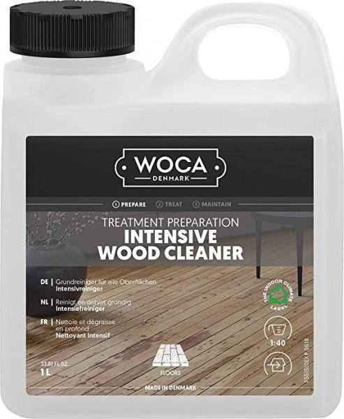 1,0 Liter WOCA Intensivreiniger, zur intensiven Reinigung in Ausnahmefällen