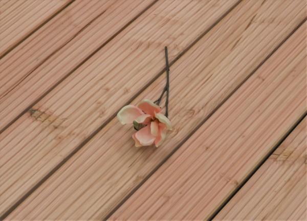 Terrassendielen Douglasie, 26 x 145 bis 5000 mm, grob genutet für 5,95 €/lfm