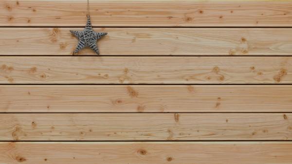 Terrassendielen Douglasie, 40 x 143 bis 5000 mm, fein gerillt für 5,40 €/lfm