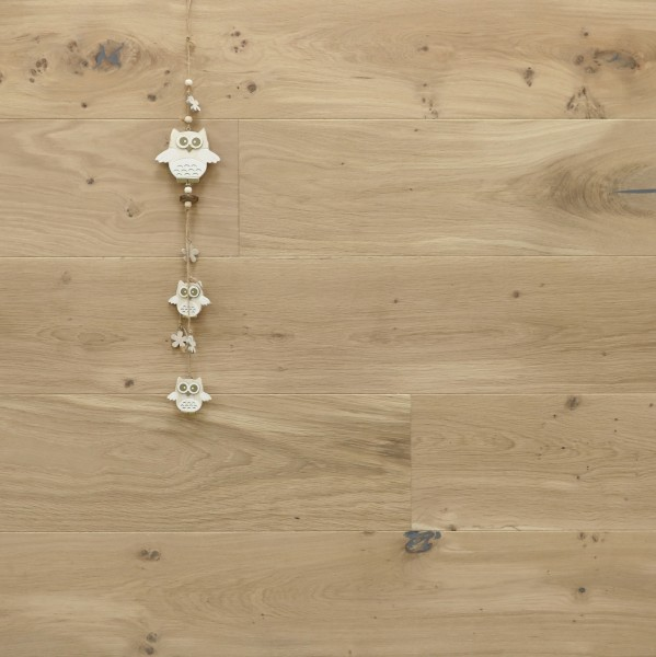 Parkett Eiche Marseille aus der Serie Provence, mit WOCA Naturöl weiß geölt, Välinge 5G Klick Verbindung, Sonderanfertigung nach Kundenwunsch, 14 x 190 (220) x 1900 (2200) mm