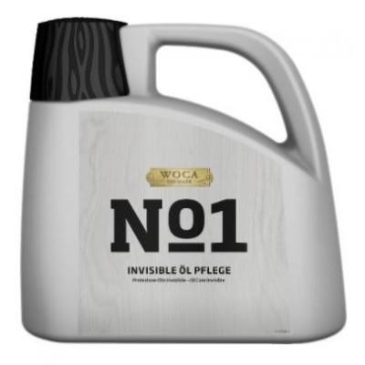 2,5 Liter WOCA No1 Invisible Öl Care, zur Ersteinpflege von Eiche Dielen in Rohholzoptik