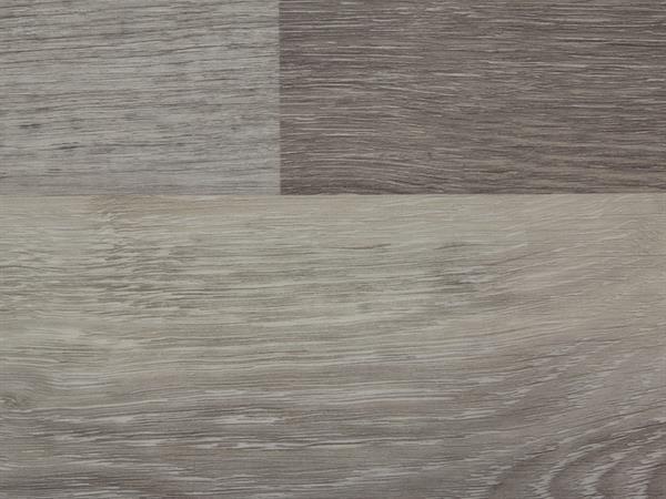 Klick Vinyl Holzoptik, Check one Waltrop Eiche, 4,0 x 180 x 1220 mm, scharfkantig, Nutzungsklasse 23/31, Nutzschicht 0,3 mm, mit stabiler RIGID Vinyl Trägerplatte