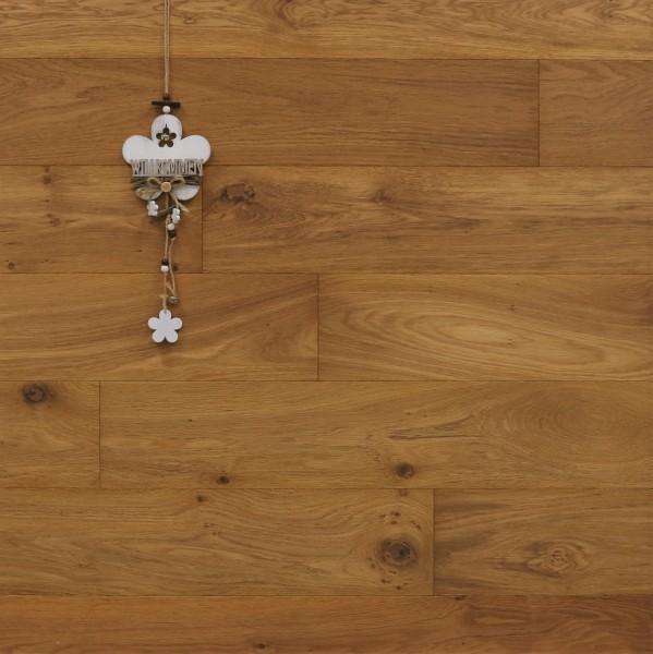 Parkett Eiche Ristretto aus der Serie Piccolo, Markant, mit einem Naturöl geölt, Drop Down Klick Verbindung, 10 x 148 x 1200 mm