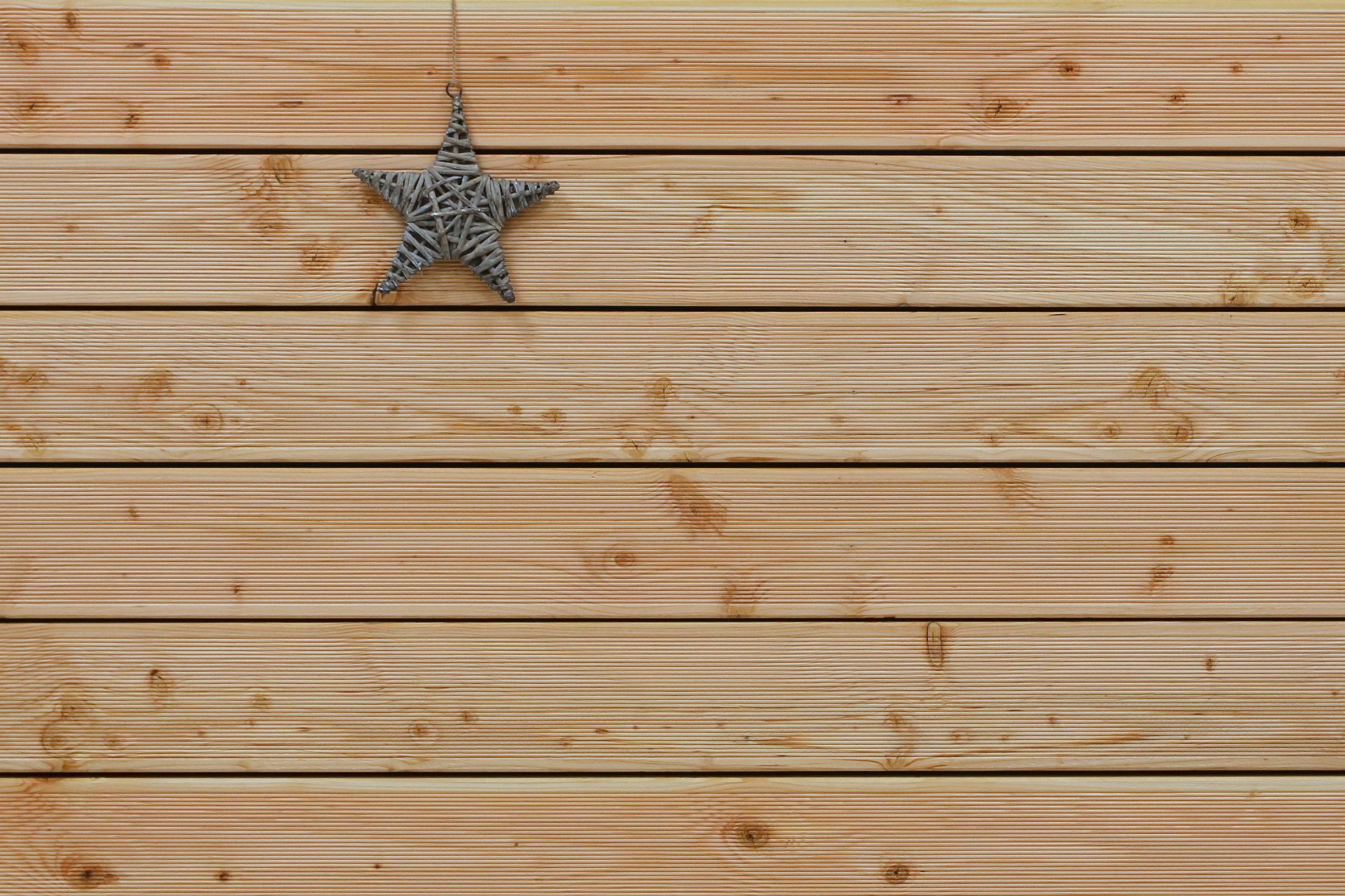 Douglasie Holz Dielen für die Terrasse, 5,40 €/lfm, fein gerillt, 40 x 143 bis 5000 mm, Terrassendielen Bretter