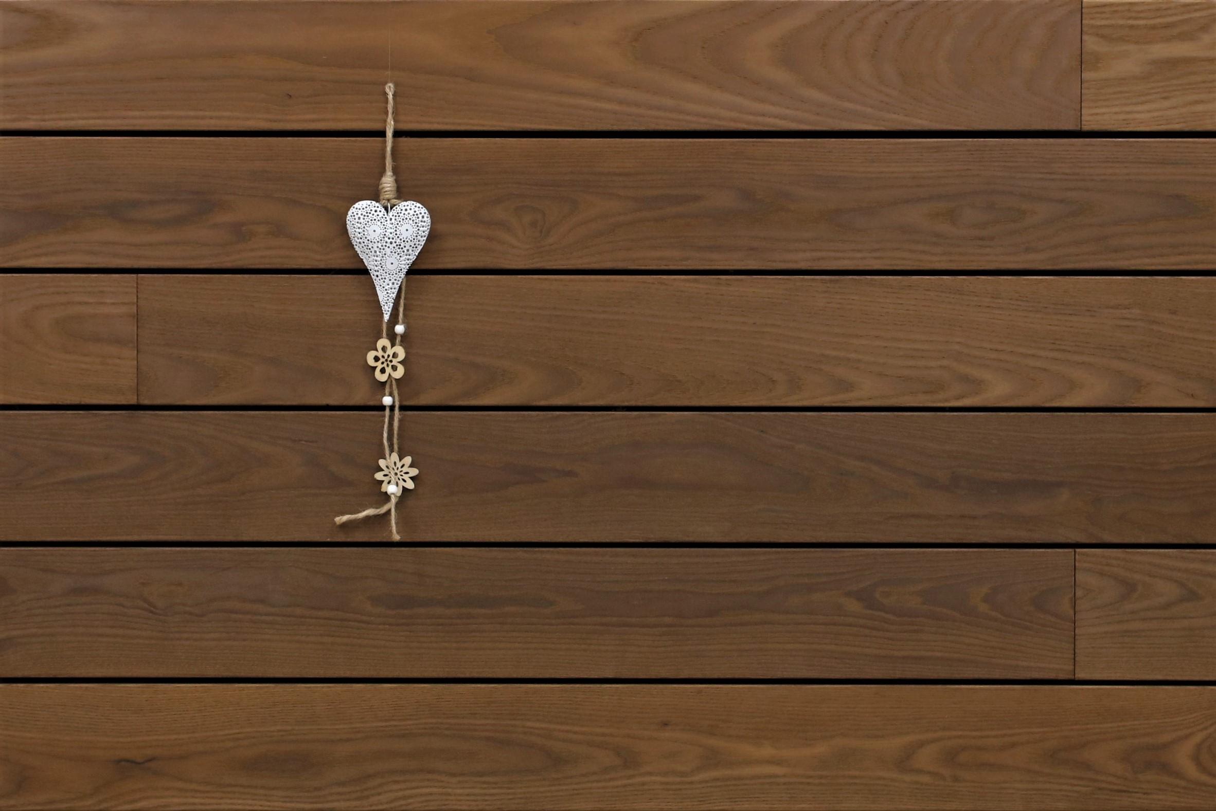Thermoesche Holz Dielen für die Terrasse, 9,95 €/lfm, Premium (KD) glatt, stirnseitig Nut / Feder Verbindung, 21 x 130 von 1800 bis 3000 mm,  Terrassendielen Bretter