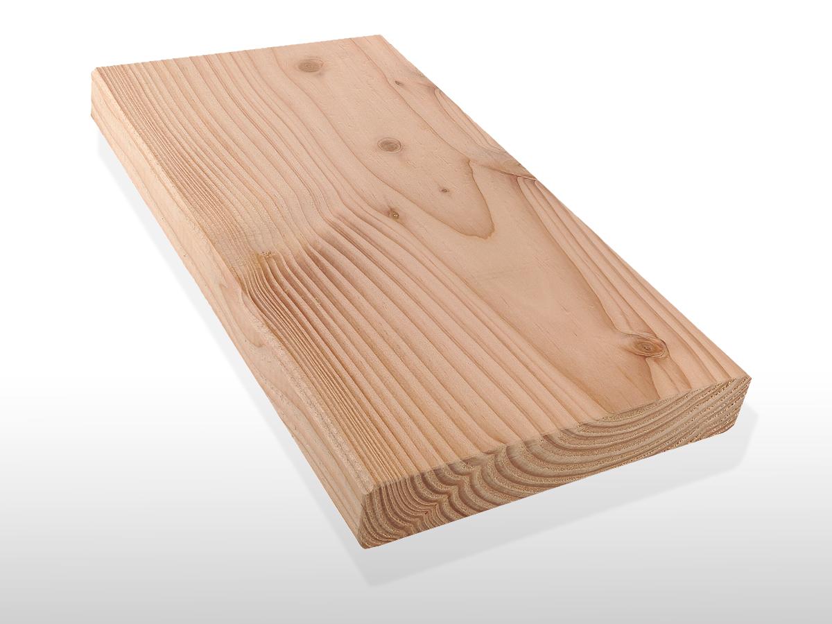 Douglasie Holz Dielen für die Terrasse, 3,40 €/lfm, glatt, 26 x 143 bis 5000 mm, Terrassendielen Bretter