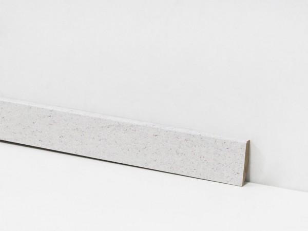 Check Vinyl Sockelleiste Nr. 2115 mit 18 x 58 x 2400 mm abgestimmt zum Dekor Java Travertin
