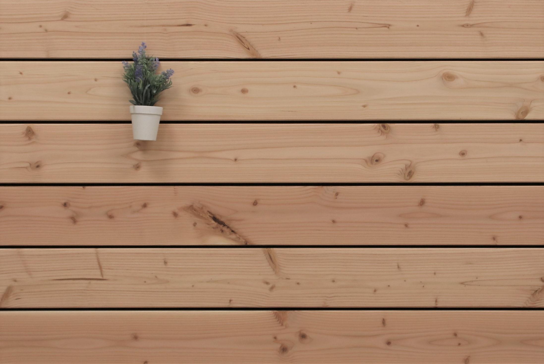 Angebot des Monats, Terrassendielen Douglasie, 26 x 143 bis 5000 mm, glatt für 3,80 €/lfm