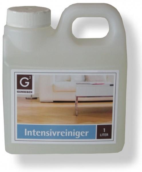 1,0 Liter Gunreben Intensivreiniger, zur intensiven Reinigung in Ausnahmefällen