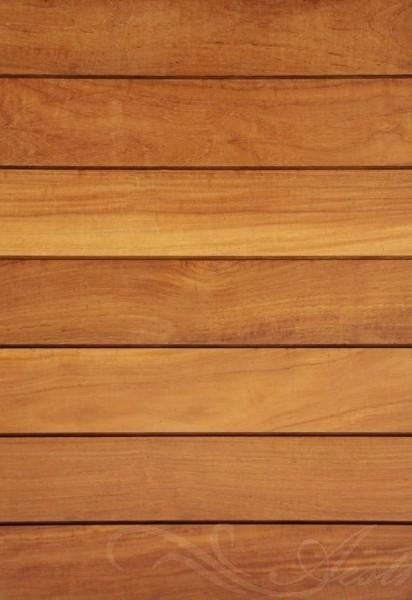 Terrassendielen Garapa Premium (KD) 25 x 145 bis 6100 mm, glatt für 9,20 €/lfm