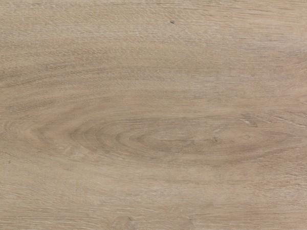 Klick Vinyl Holzoptik, Check one Herkules Eiche, 4,0 x 180 x 1220 mm, scharfkantig, Nutzungsklasse 23/31, Nutzschicht 0,3 mm, mit stabiler RIGID Vinyl Trägerplatte