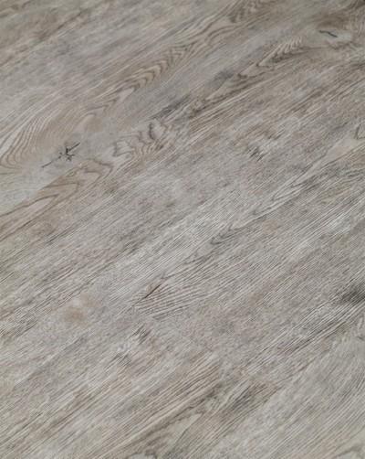 Klick Vinyl mit integrierter Trittschalldämmung, Futura Floors Sunderland, 6,5 x 175 x 1210 mm, Kanten gefast, Nutzungsklasse 33/42, Nutzschicht 0,5 mm, in Holzoptik mit stabiler SPC Vinyl Trägerplatte